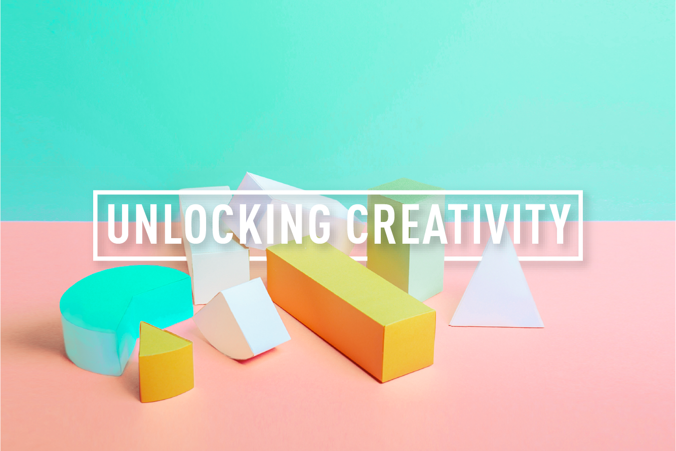 Unlocking Creativity </br> Free Workshop : Wed 13th Sep