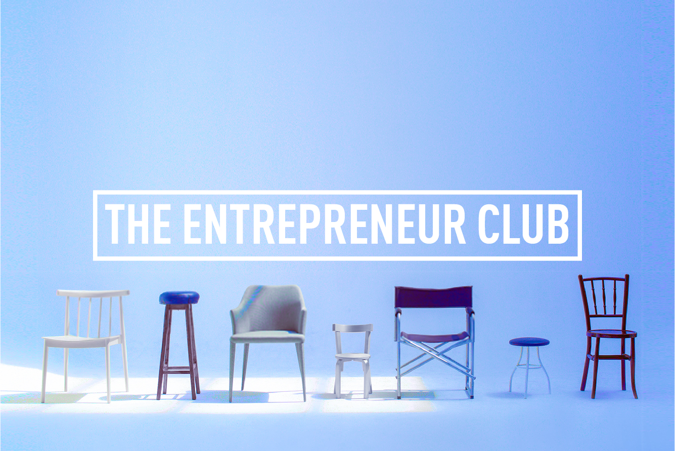 The Entrepreneur Club </br> Workshop: Wed 23rd Aug