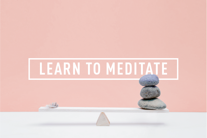 LEARN TO MEDITATE </BR> 4 WEEK COURSE : STARTS 23rd APR