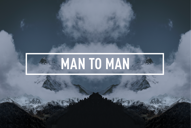 MAN TO MAN </BR> 6 WEEK course : Starts 5th Apr