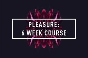 PLEASURE: 6 Week Course