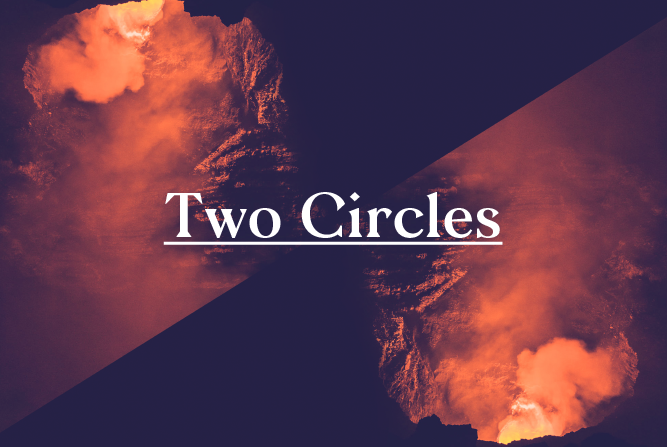 Two Circles </BR> Event : Fri 6th July