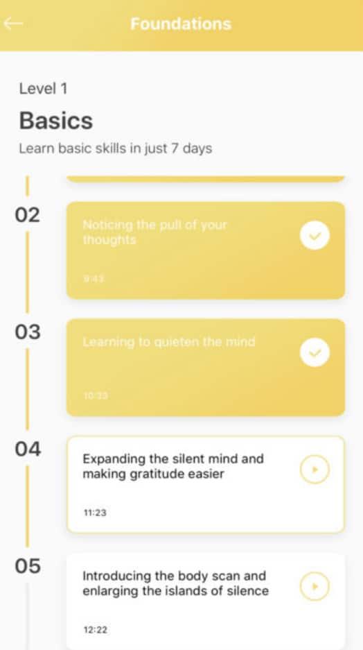 Serenity Best App for Mindfulness